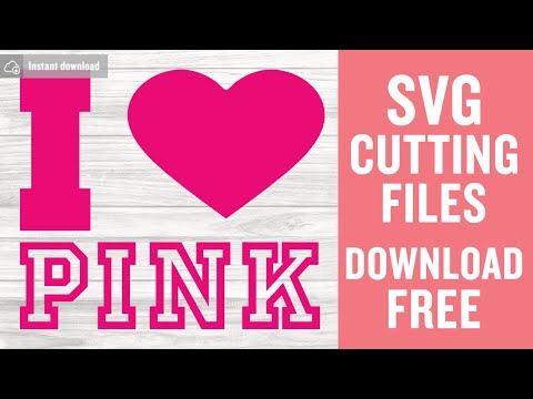 View Love Pink Svg Free SVG