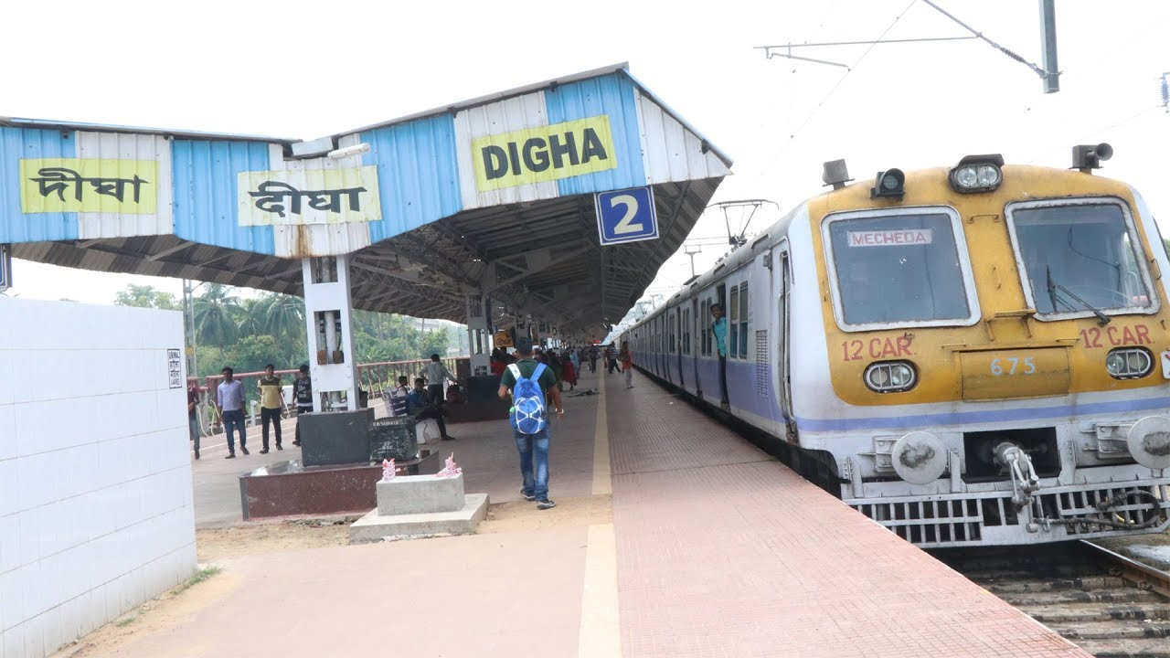 Image result for digha train