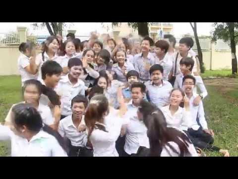 Kossomak High School 12A  2013-2014 (Kratie)