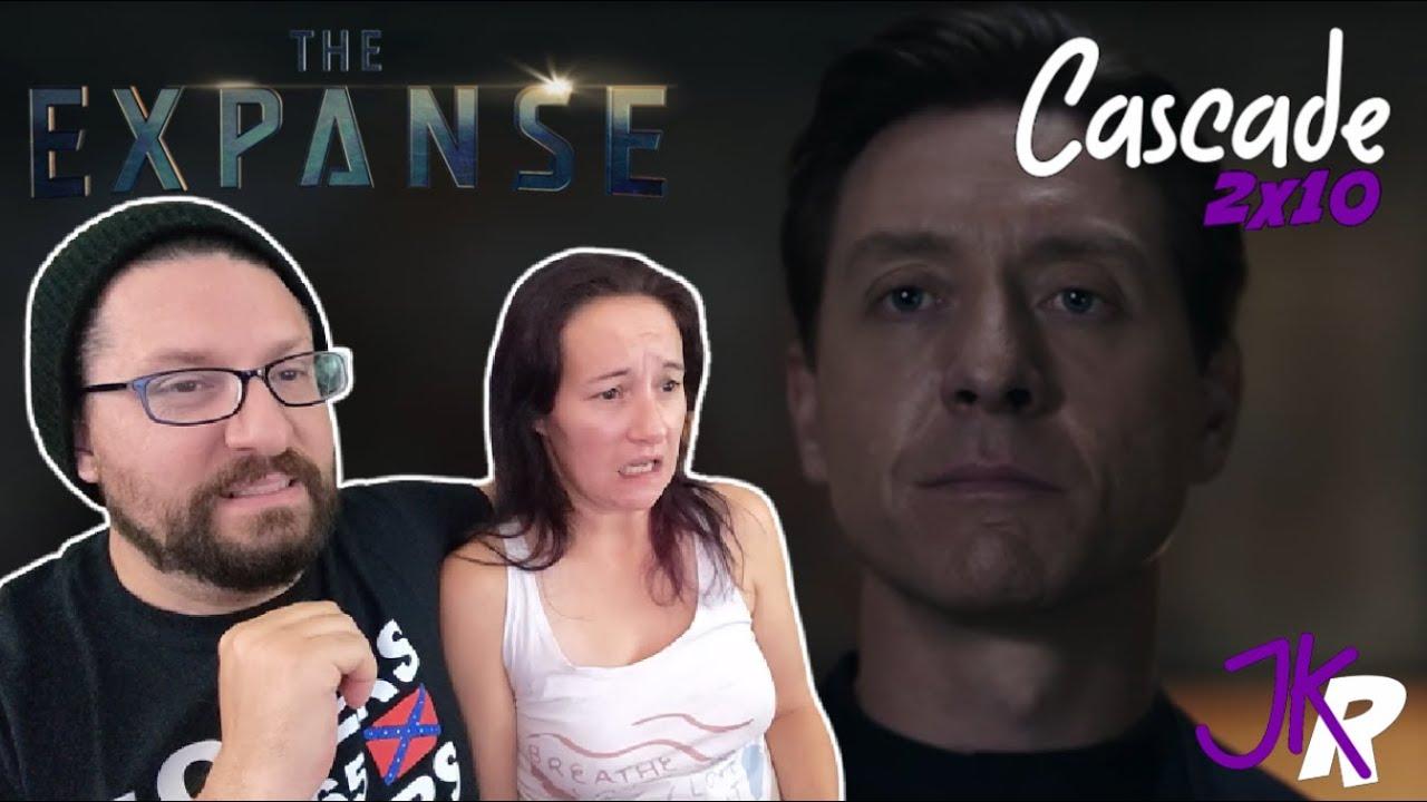 Download The Expanse REACTION 2x10: Cascade