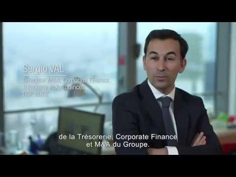 Témoignage client : GDF Suez émet une obligation verte avec Crédit Agricole CIB