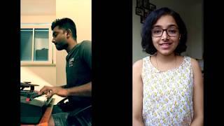 Enna Ithu | Nala Damayanthi | Vocal and Piano cover