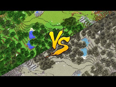 HOW COLORBLIND PEOPLE SEE MINECRAFT 1.12.2