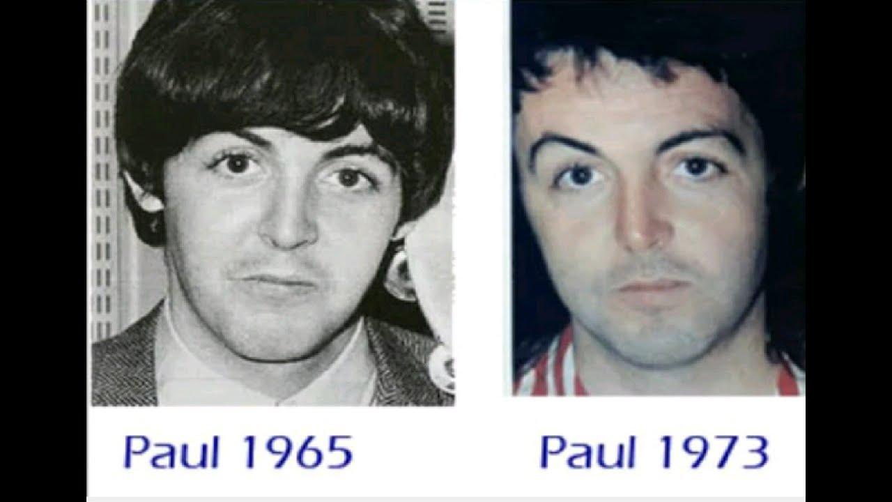 Paul McCartney 1965 1973