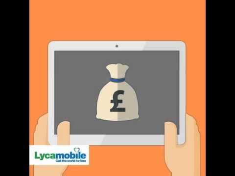 Lycamobile Extra Credit With Auto Top Up