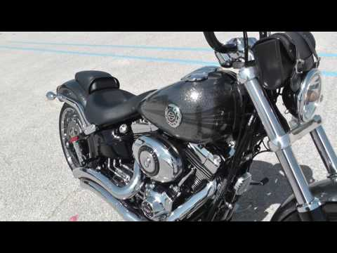 2014 Harly-Davidson Softail Breakout - Used Motorcycle For Sale