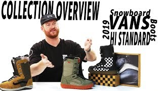 The 2019 Vans Hi Standard features three different options. There's...