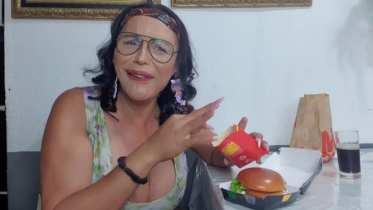 MATEI MINHA VONTADE DE COMER UM MC DONLDS