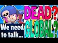 GLOBAL or DEAD?! - Brawl Stars DRAMA!