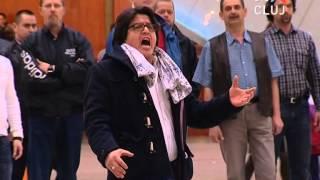 Flash Mob: Il trovatore