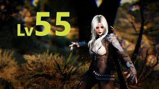 Black Desert EU High Level  Sorceress Gameplay