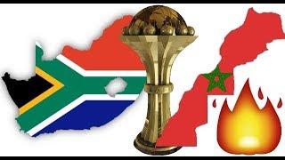 عاجل الكاف يتجه الى تنظيم كأس أمم إفريقيا 2019 بالمغرب وجنوب أفريقيا اقوى المنافسين