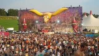 Tomorrowland 2008 | official aftermovie