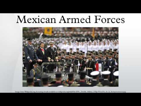 Mexican Armed Forces