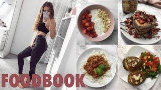 FOODBOOK - CO JEM W DZIEŃ TRENINGOWY   FIT COUPLE