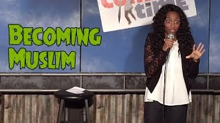 Becoming Muslim (Stand Up Comedy)