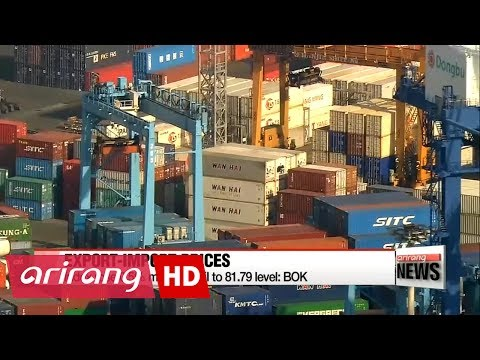 Export-import prices in April rebounds for first time in 3 months