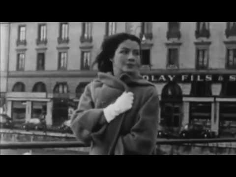 Une Femme Coquette - Jean Luc Godard (1955). W/Intro & English Subs