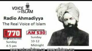 Ahmadiyya Muslims are not agents of Jews and Christians.mp4