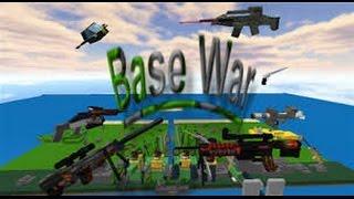 ROBLOX: guerras de base-JAMES BOND [1]