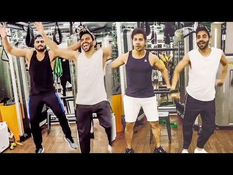 Varun Dhawan And Arjun Kapoor Takes Ayushmann Khurrana's Bala Challenge Mp3