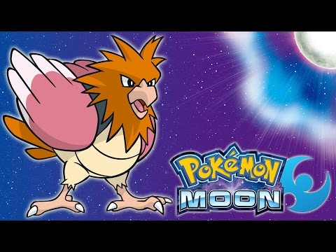 Pokemon: Moon - Spearow Has No Friends