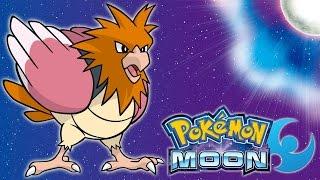 Pokemon: Moon - Spearow Has No Friends