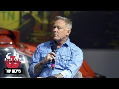 Metallica's James Hetfield: Music Saved My Life