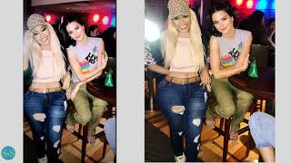 Vera Sidika akutana na Kendall Jenner, wiki kadhaa baada ya kukutana na Khloe Kardashian