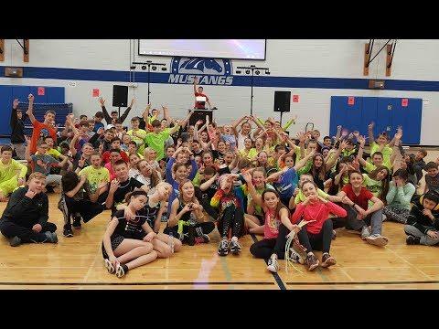 Merton Intermediate School Jump Rope For Heart