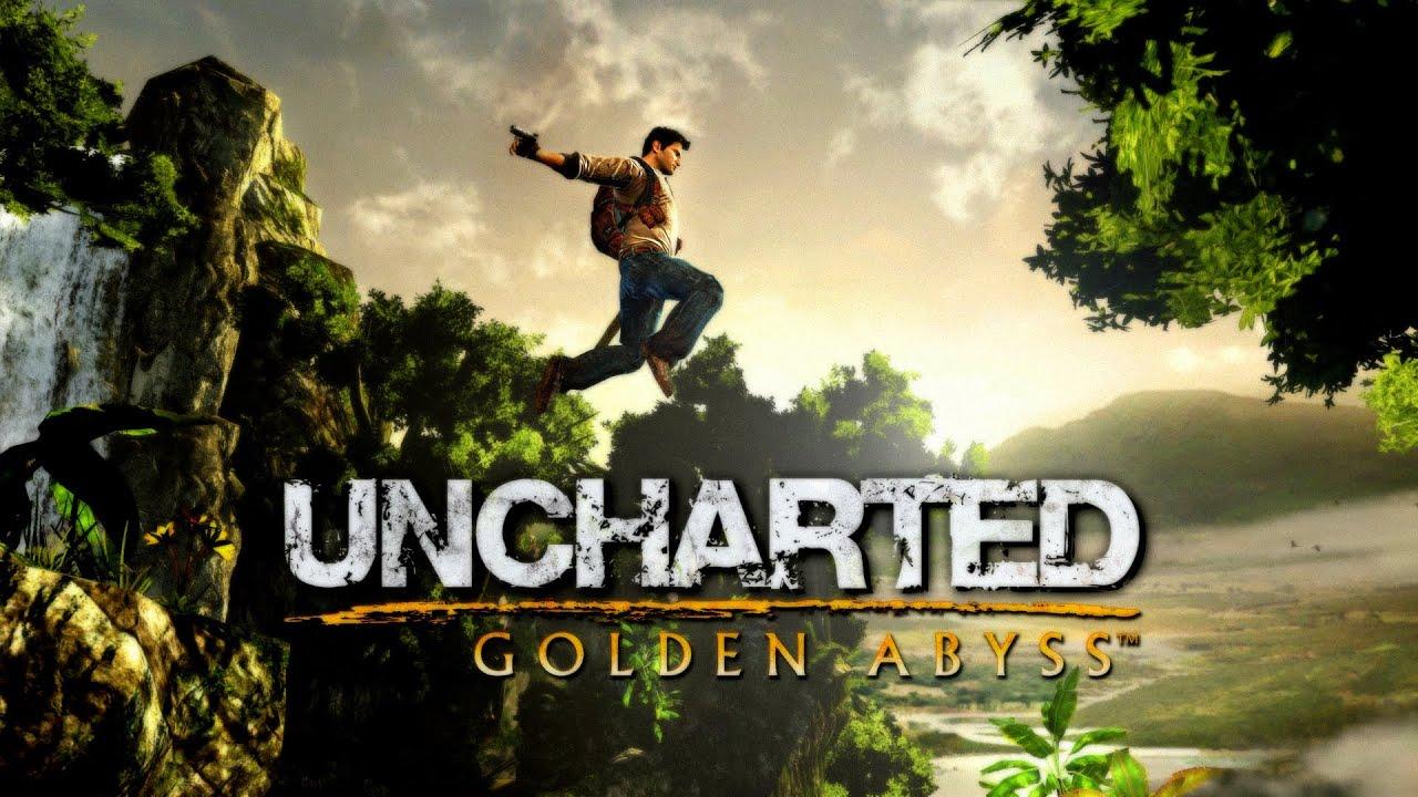 Uncharted Golden Abyss Прохождение часть 1 на русском [HD 1080p] (PS Vita)  - YouTube