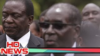 President Mnangagwa in trouble, SADC leaders meet to discuss events leading to Mugabe's fall