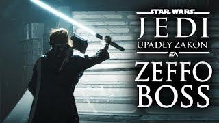 ZEFFO I SEKRETNY BOSS! Star Wars JEDI Upadły Zakon Star Wars JEDI Fallen Order PL E27