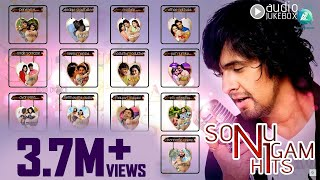 Sonu Nigam Songs | Sonu Nigam Kannada Songs | Best of Sonu Nigam