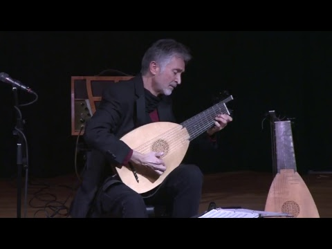 Celtic and Modern Folk Music for the Lute with Ronn McFarlane