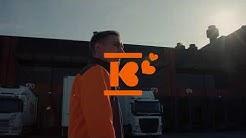 K-ryhmän logistiikan tuotantopäällikkö Nico
