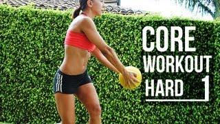 core workout hard 1 - rebeca martinez