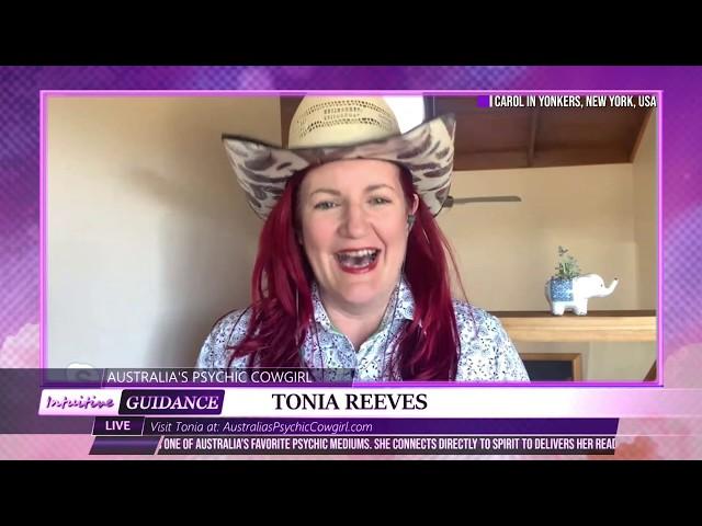 Australia's Psychic Cowgirl - November 27, 2019