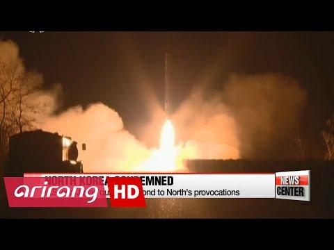 Seoul's Foreign Ministry, U.S. Japan condemn N. Korea's missile test