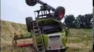 Śmieszne wypadki maszyn rolniczych: ) .