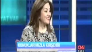 """CNN TÜRK BURDA HAYAT VAR PROGRAMI """"KIRŞEHİR"""""""
