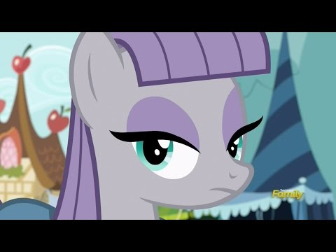 Maud messes with Starlight - Rock Solid Friendship
