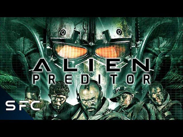 Alien Predator | Full Action Sci-Fi Horror Movie