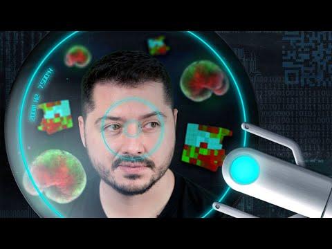 Programando robôs vivos