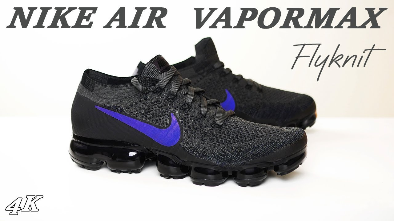 nike air vapormax flyknit review