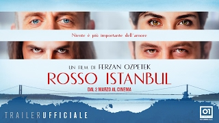 RossoIstanbul un film di Ferzan Ozpetek con Halit Ergenc, Tuba Buyu...