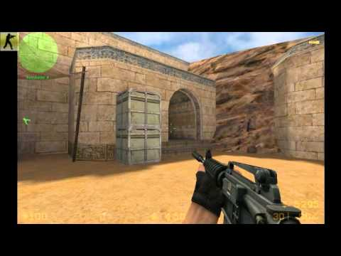 Counter strike Condition Zero : De Dust2