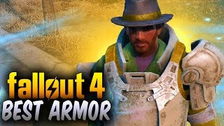 Fallout 4 Best Armor - Ballistic Weave Best Strongest Armor Clothing Combo Fallout 4