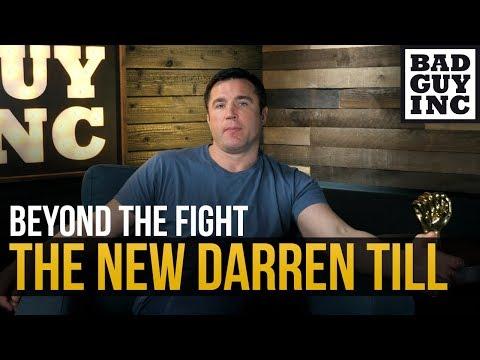 I like this new Darren Till...
