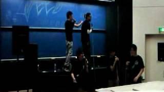 """大阪学院大学アカペラサークル""""brillante""""男性6人グループNEED 2010.12..."""
